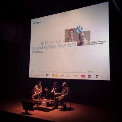 ANSA - PRESENTATE A NEW YORK 'LE CONVERSAZIONI' 2014