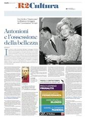 Antonioni e l'ossessione della bellezza