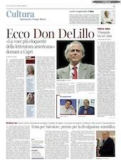 Ecco Don DeLillo