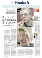 Funder e Don DeLillo grandi scrittori a Capri
