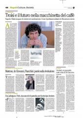 Martone, de Giovanni, Franchini: parole sulla rivoluzione