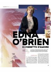 Edna O'Brien e l'oggetto d'amore