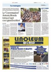 Antonio Monda torna a Capri con i grandi scrittori
