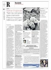 """Nathan Englander: """"La mia Capri"""""""