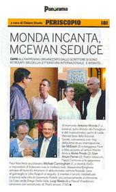 Monda incanta, McEwan seduce