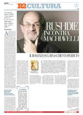 Rushdie incontra Machiavelli