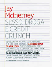 Sesso, droga e credit crunch