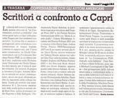 Scrittori a confronto a Capri
