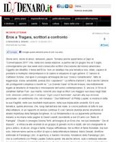 Eros a Tragara, scrittori a confronto