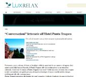 Conversazioni letterarie all'Hotel Punta Tragara