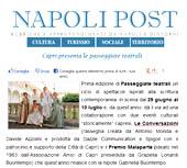 Capri presenta le passeggiate teatrali