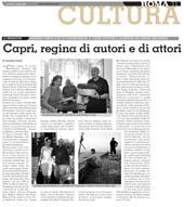 Capri, regina di autori e di attori