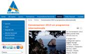 Conversazioni 2013 un programma internazionale